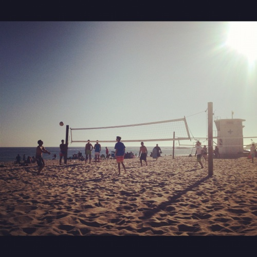 Laguna volleyball
