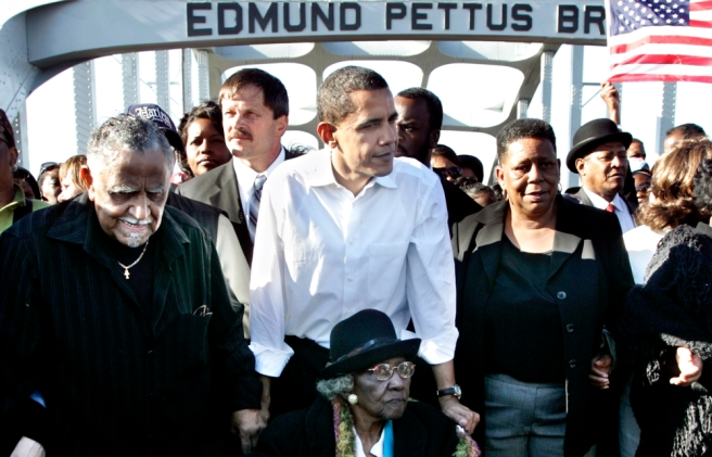 Obama Selma