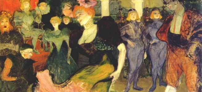 Lautrec, Marcelle Lender Dancing the Bolero in Chilperic